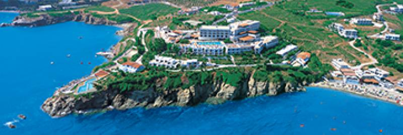 Hotel Peninsula - Agia Pelagia - Heraklion Kreta